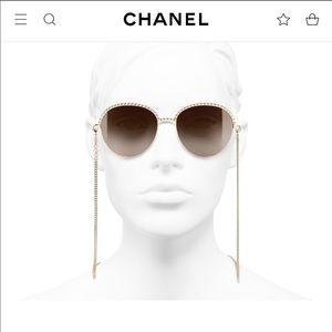 Chanel Pantos Sun Glasses